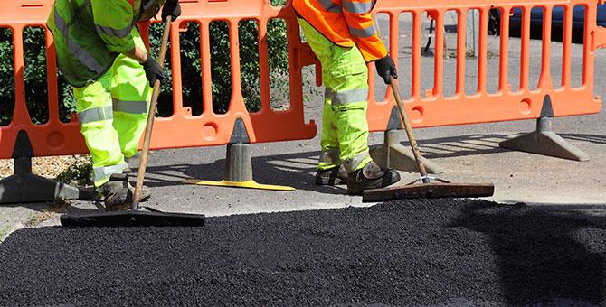 highways maintenance and improvements