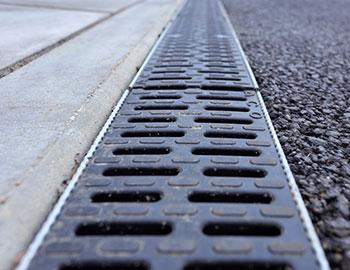 slot drainage